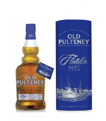 OLD PULTENEY FLOTILLA 2004