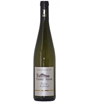 RIESLING  GRAND CRU KAEFFERKOPF DOMAINE ADAM 2014